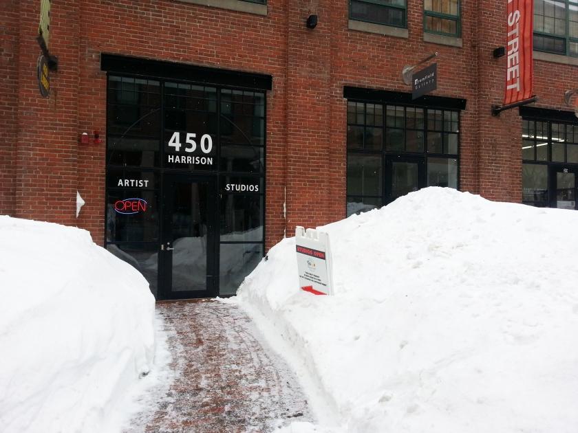 450 Harrison Avenue studios