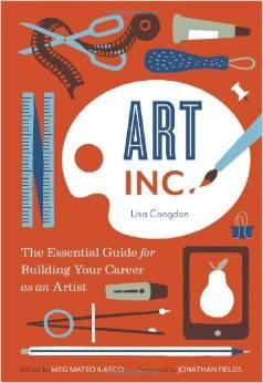 Art inc. book