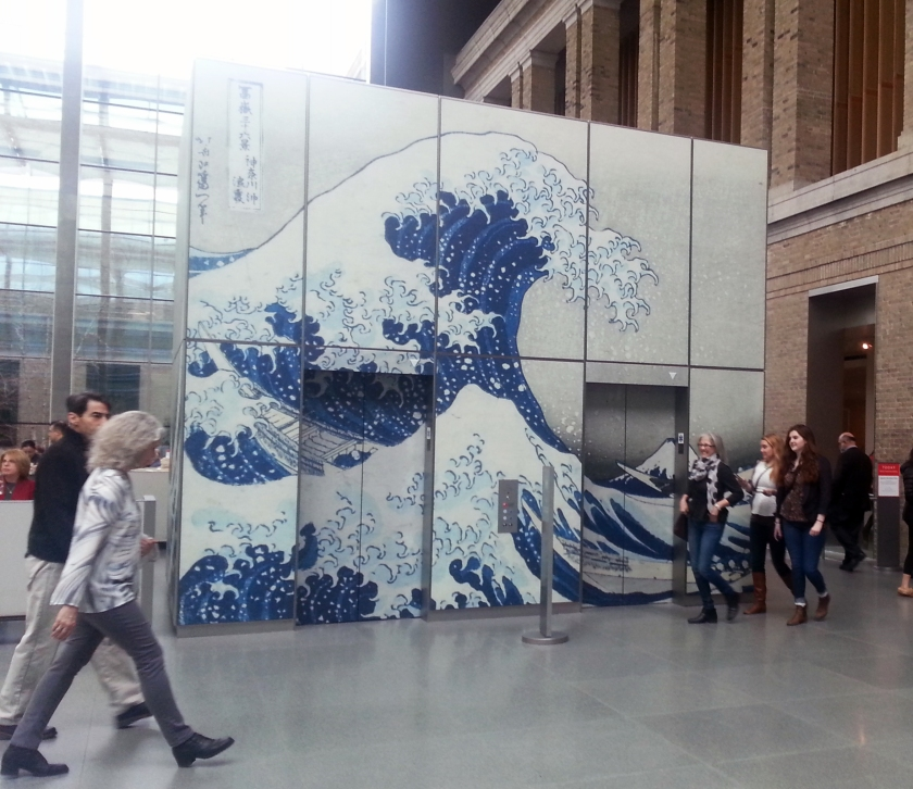 MFA Boston Hokusai