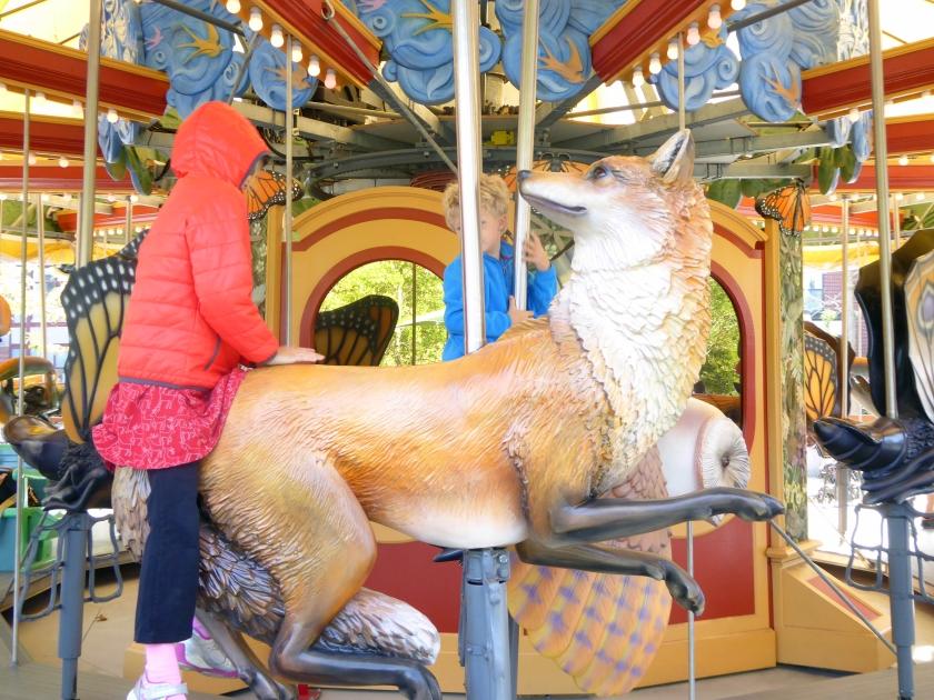 greenway carousel fox