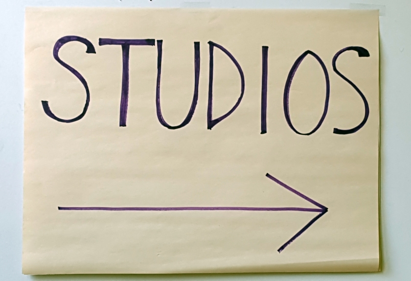 Artist studio building