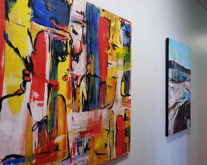Boston artist studios