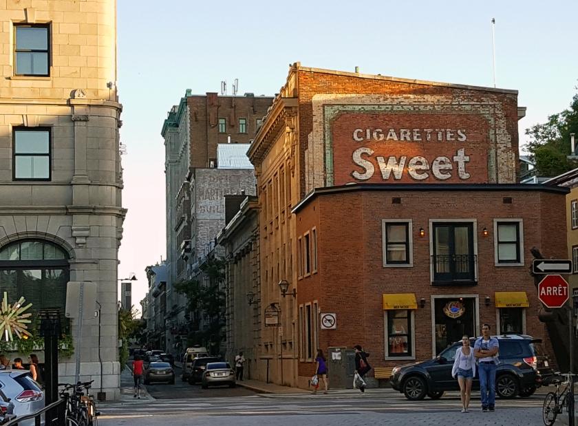 Cigarettes Sweet Quebec City