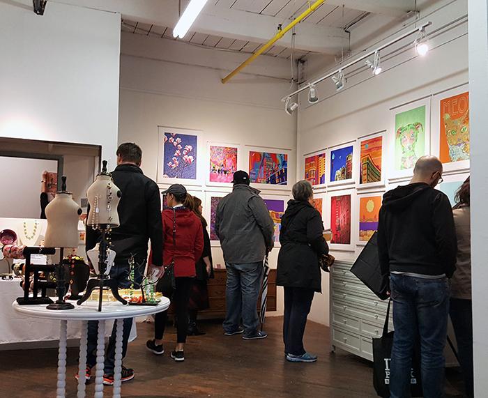 artist studios SoWa Boston