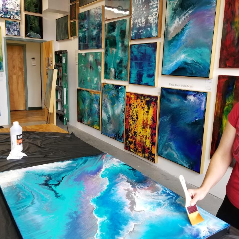 Heather Buechler Studio 407 2