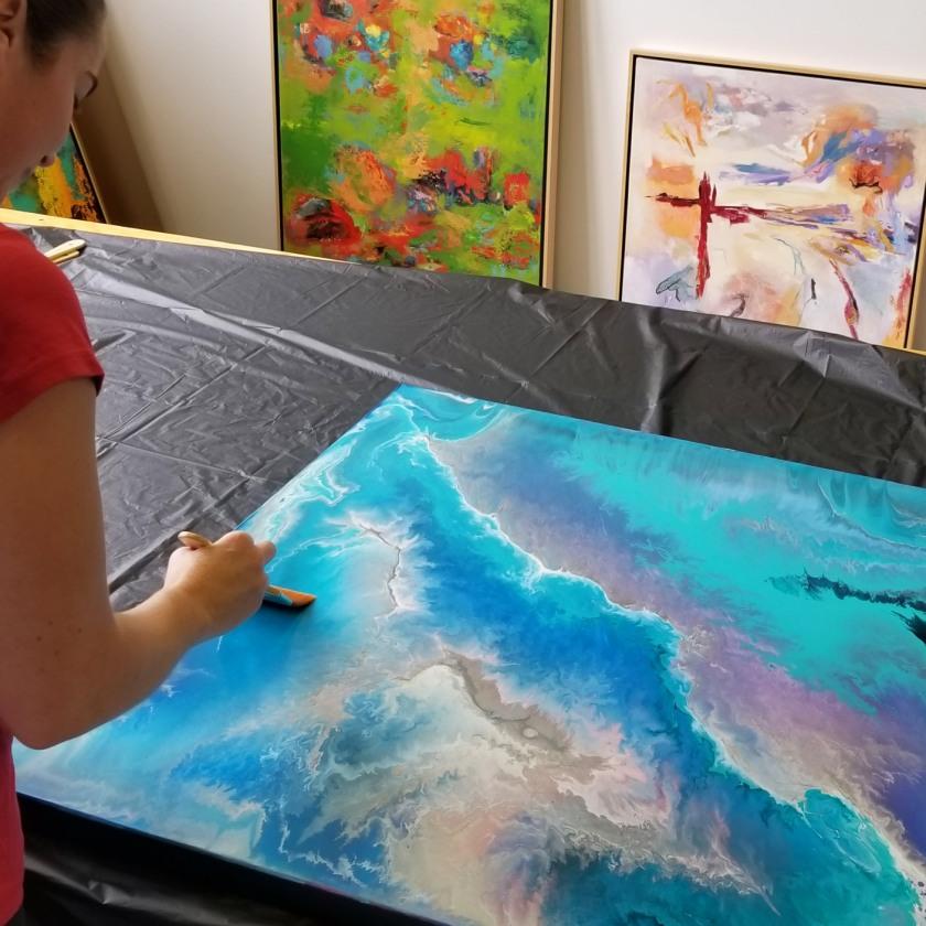 Heather Buechler Studio 407
