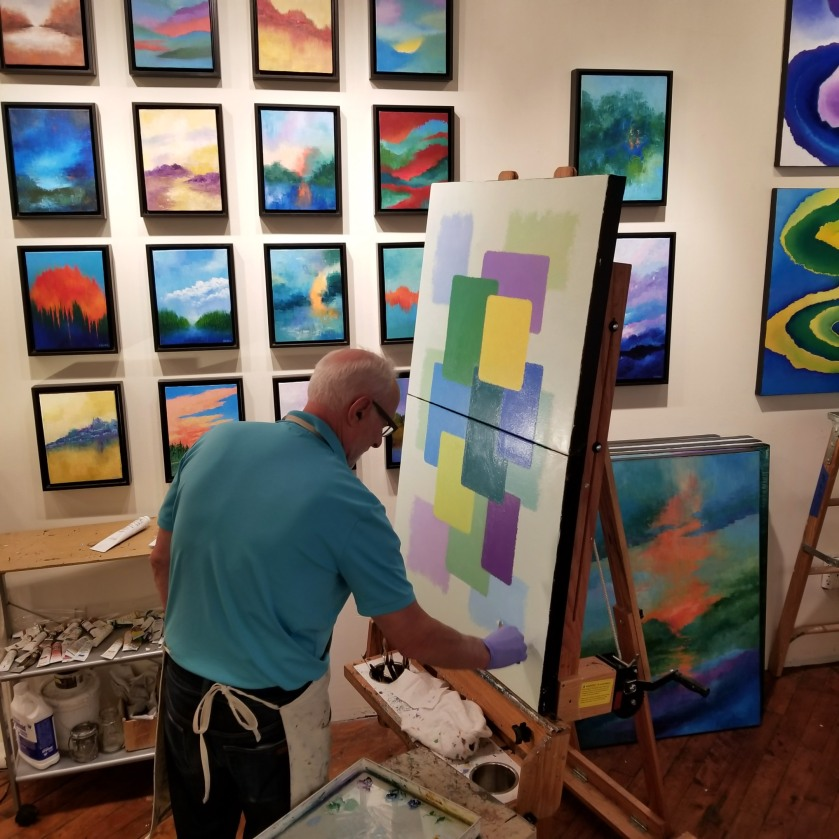 Steve Silver Studio 211 2